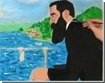 В Одессе украдена картина 18-летнего художника