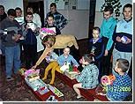Рыбницкие гимназисты провели традиционную акцию помощи детским домам