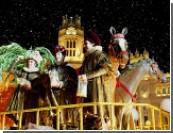 Благодатная ночь в Испании / Испанцы чествуют Христа на «петушиной мессе»