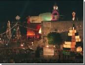 Секретный Санта в Вифлееме / Кризис и интифада Рождеству не помеха