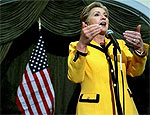 Хиллари Клинтон вернет госдепу влияние, утерянное при Буше