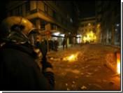 В Греции продолжаются уличные бои