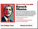 """Барак Обама стал """"Человеком года"""" по версии журнала Time"""