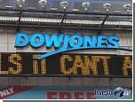 Dow Jones понизился на 2,24%