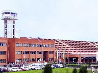 У международного аэропорта Катманду произошел взрыв