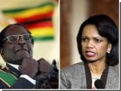 Кондолизза Райс призвала президента Зимбабве уйти в отставку