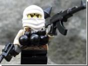"""Осаму бин Ладена сделали персонажем """"Лего"""""""