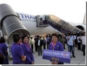 Возобновились рейсы из аэропорта Бангкока