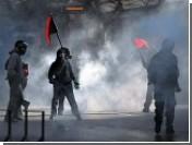 Жертвой греческих анархистов стала фигура Христа-младенца