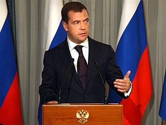 Медведев внес изменения в бюджет на ближайшие годы