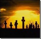 На кладбище совершено ШОКирующее ритуальное убийство