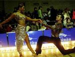 Екатеринбуржцы завоевали Кубок курганского губернатора по спортивным танцам