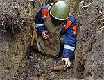 На территории строящегося во Львове стадиона обнаружили более полусотни боеприпасов