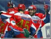 Россияне одержали вторую победу на Кубке Первого канала по хоккею