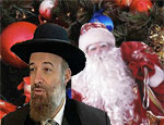 Раввины Израиля запрещают новогоднюю символику / Ватикан и США требуют объяснений