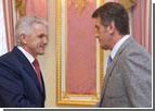 Ющенко настрочил Литвину письмецо с деликатной просьбой