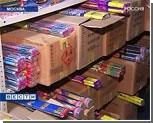В Москве проверяют магазины пиротехники