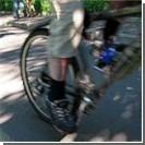 Вооруженный велограбитель обчистил швейцарский банк