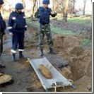 Сборщики металлолома нашли склад боеприпасов