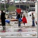 Ливневые дожди затопили курортную Анталью