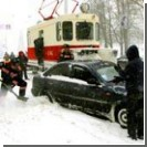 Ющенко бросил армию на борьбу со снегом