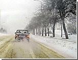 Ночью и утром сохранится сложная обстановка на дорогах Молдавии