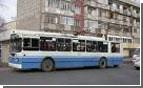 Транспортный коллапс в Харькове. Трамваи и троллейбусы стоят третий день