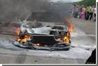 В Крыму пойман дерзкий автоугонщик. Он сжигал и топил украденные машины