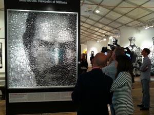 Украинская галерея за $210 тысяч продала уникальный портрет Стива Джобса