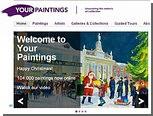 Британцы оцифровали половину национального собрания живописи