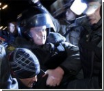 """На Триумфальной площади задержан журналист """"Коммерсанта"""" / """"Ты здесь никто"""", - сказали ему полицейские"""