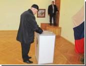 """Глава Приднестровья проголосовал на выборах в Госдуму  / """"Мы и сами Россия, не забывайте"""", - заявил Игорь Смирнов"""