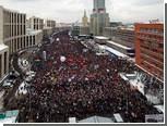 Журналисты насчитали 102 тысячи человек на проспекте Сахарова
