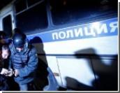 В Петербурге против выборов митинговали более полутора тысяч человек / Около 230 человек задержаны полицией