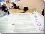 Появились первые данные о явке на выборах в Госдуму