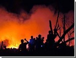 При взрыве в Мьянме погибли 17 человек