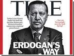 Читатели Time выбрали Эрдогана человеком года