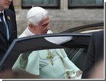 Папа Римский избежал штрафа за езду без ремня безопасности