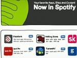 Музыкальный сервис Spotify открылся для приложений