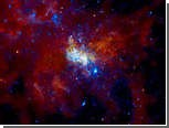 В центре Млечного Пути обнаружили облако на грани гибели