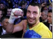 Виталий Кличко вернулся в десятку лучших боксеров мира