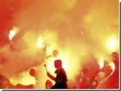 "Фанаты ""Зенита"": Файеры жгли и будем жечь"