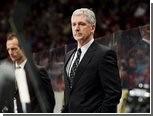 Клуб НХЛ уволил тренера после четырех поражений подряд