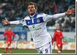 Андрей Ярмоленко признан лучшим футболистом Украины в 2011 году