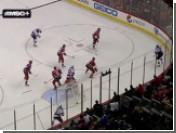 Российский хоккеист Илья Ковальчук забросил шайбу в свои ворота (ВИДЕО)