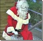 Санта Клаус ограбил магазин