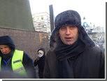 На Лубянке задержан Навальный