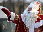 Дед Мороз прибудет в Петербург на аэросанях