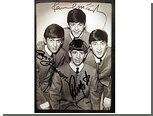 Автографы The Beatles оказались самыми подделываемыми в 2012 году