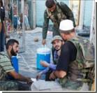 Сирия приготовила к использованию химическое оружие